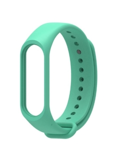Strap for smart watches, silicone, Xiaomi Mi Band 3, Xiaomi Mi Band 4 QNQ