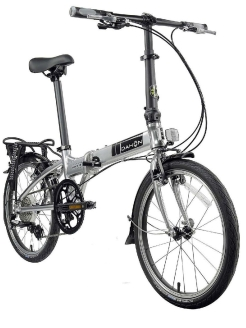 "Two-wheeled bicycle, V-brake, road, non-year, 20"", 8 PC. Dahon"
