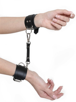 Erotic Handcuffs, leather IamDi