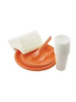Disposable tableware & cutlery Paclan