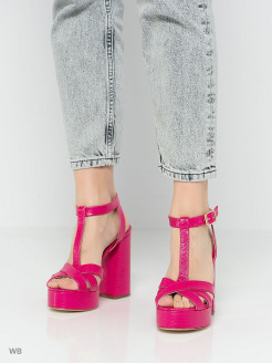 Open-toe shoes TWINSET MILANO