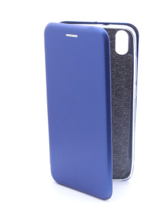 Case for phone, silicone, artificial leather, with card compartment, transformation to stand MyCase