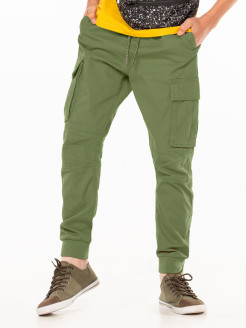 Trousers, combination cuffs Orby