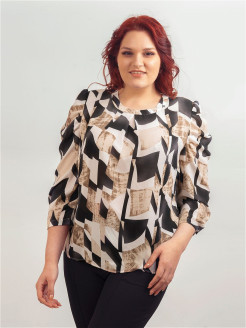 Blouse, 3/4 EARLY BEW