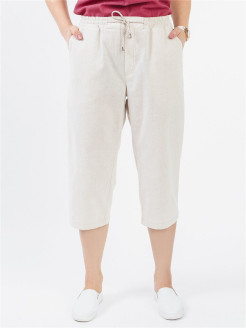 Cropped trousers Lady Luxury