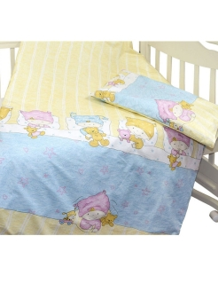 Baby bedding L'Abeille