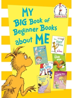 Foreign book, My Big Book of Beginner Books about Me Random House (USA)