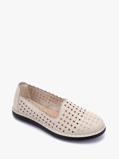 Flat shoes O-LIVE naturalle