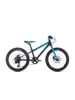 "Two-wheeled bicycle, hydraulic disc, mountain (MTB), 2020, 20"", Acid 200 Disc CUBE"