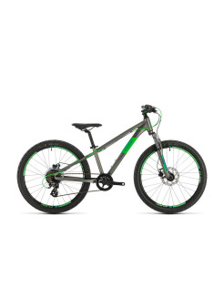 "Two-wheeled bicycle, hydraulic disc, mountain (MTB), 2020, 24 "" CUBE"