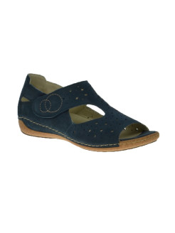 Open-toe shoes Waldlaufer by Lugina
