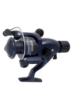 Fishing reel, inertia-free MILMAX