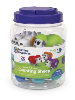 Counting materials Learning Resources