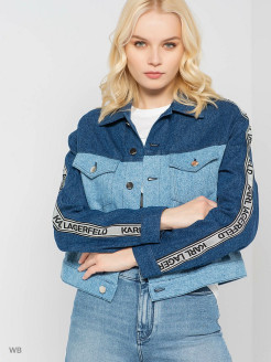 Jacket Karl Lagerfeld Denim