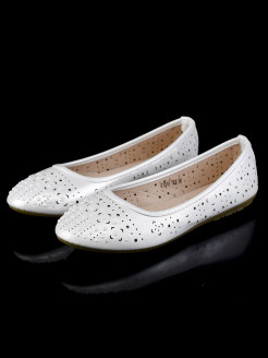 Flat shoes M.R.SABELLA