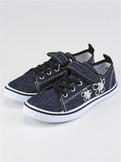 Canvas sneakers B&G.