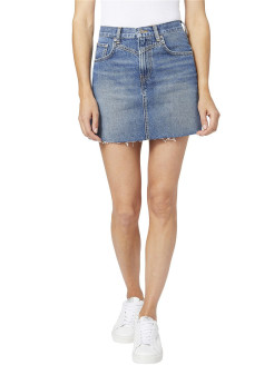 Skirt, scuff effect PEPE JEANS LONDON