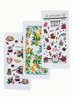 Kitchen towel A and C Collection
