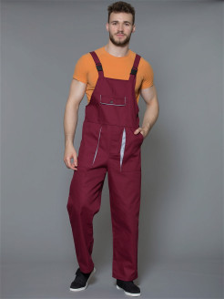 Overalls working S.Berg