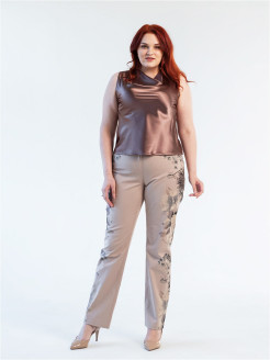 Trousers L-Alix Collections
