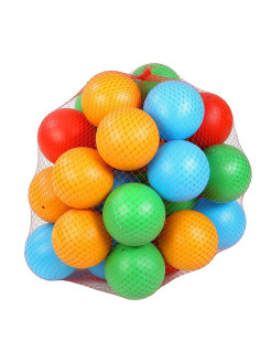Balls for a dry pool ORION TOYS