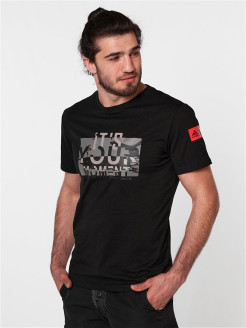 Sports t-shirt iamfighter
