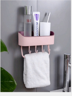 Bathroom shelf SABURG
