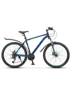 Two-wheeled bicycle, mountain (MTB) STELS