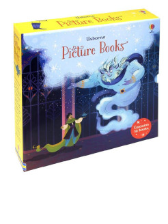 Foreign book, Picture Book 12-Title Set Usborne