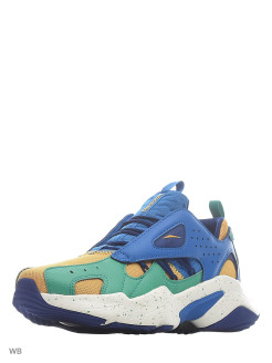 Кроссовки REEBOK ROYAL TURBO  DYNBLU/FIEGOL/COUGRN Reebok