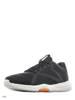 Кроссовки REEBOK FLEXAGON FOR BLACK/RICOCH/TRGRY1 Reebok
