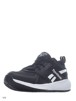 Кроссовки  REEBOK ROAD SUPREME BLACK/WHITE/WHITE Reebok