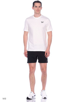 Шорты RE 5 INCH SHORT     BLACK Reebok