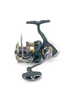 Fishing reel, inertia-free DAIWA