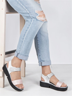 Open-toe shoes UILLIRRY TREND
