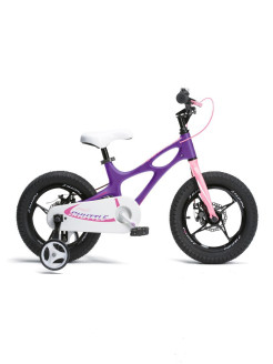 "Two-wheeled bicycle, mechanical disk, non-year, 14"", 1 PC. Royal Baby"