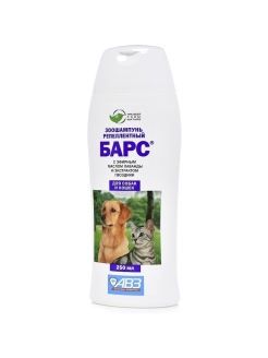 Flea and tick remedy, shampoo АВЗ