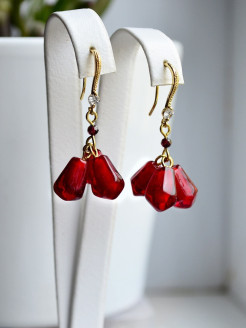 Earrings N.DASHKO