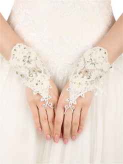 Fingerless gloves Elena Chezelle