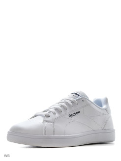 Кроссовки REEBOK ROYAL COMPLE WHITE/CONAVY/WHITE Reebok