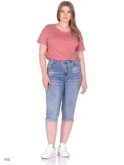 Cropped trousers MOSSMORE