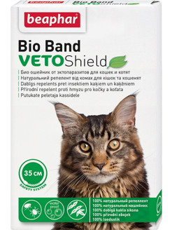 Flea and tick remedy, collar Beaphar