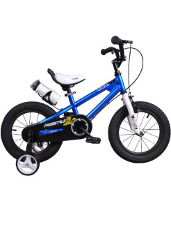 "Two-wheeled bicycle, rim, urban, non-year, 14"" Royal Baby"