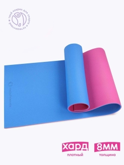 Yoga mat HelloFriends