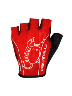 Cycling gloves Castelli.