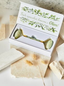 Cosmetic massager OLIVE