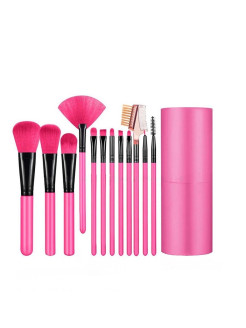 Cosmetic brush, set, synthetic R&S Beauty