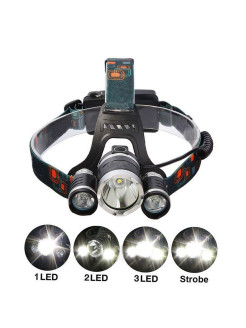 Sports lantern, headlamp Romchi