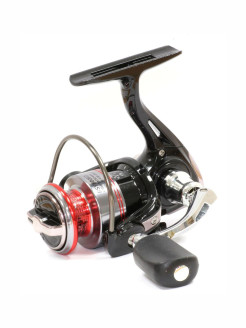 Fishing reel, inertia-free Black Side