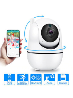 Videcam, IP Cloud Storage Intelligent Camera